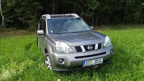 Nissan X-trail, 2.0 dCi, 2008